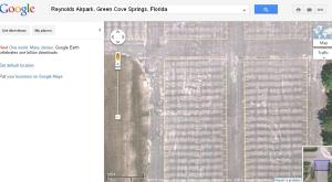 This Screen grab was taken on Oct 8, 2011 from Google Maps. (Click for larger image)