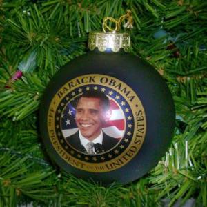 You will NOT find this ornament on MY Christmas Tree.