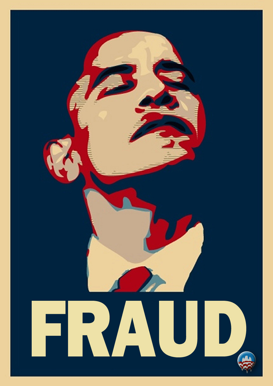 obama fraud liar