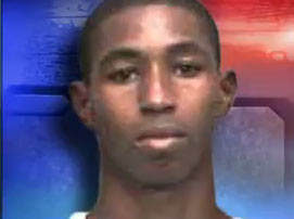 Carlton Berry - The shooter that has been charged.