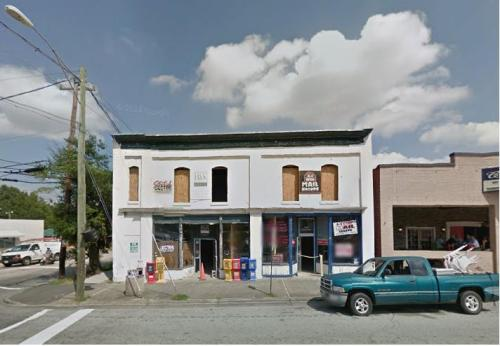 Google Street View  Image of 762 Ninth Street. Click to enlarge.