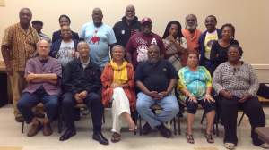 BLUN = Black Left Unity Network  - 2012 NC Photo. Click to enlarge.
