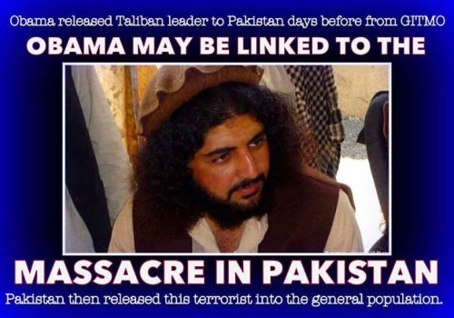 Latif Mehsud -  2nd in command of the TTP (Tehreek-e-Taliban Pakistan) Click to enlarge