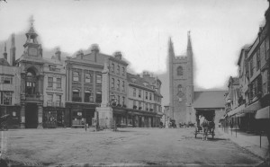 London circa 1870