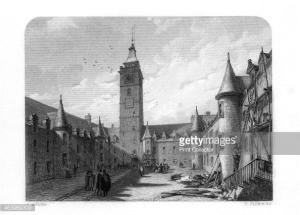 Scotland circa 1870