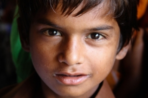 Young Al 'Aladdin' Abdulah