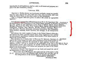 13th Amendment, pg. 2 -- Click to enlarge