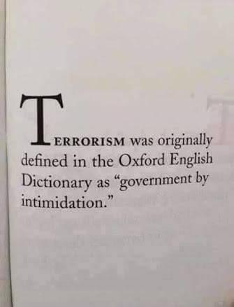 TerrorismDefined